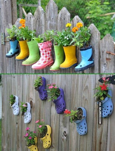 backyard fence decor backyard garden fence decoration makeover diy ideas