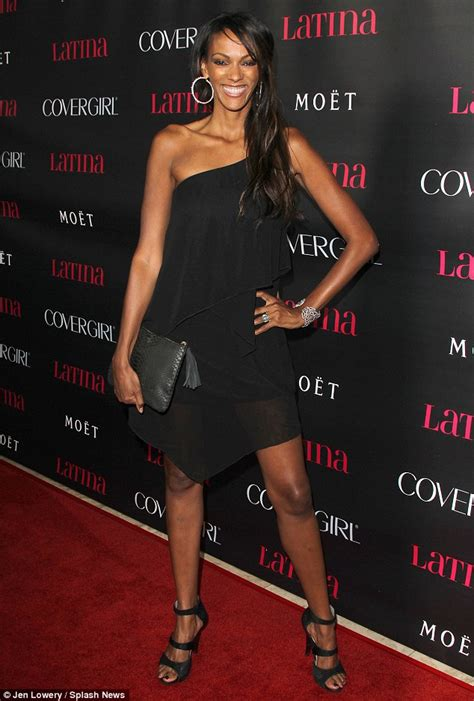 Former EastEnders actress Judi Shekoni shines on the red carpet in Hollywood ahead of Twilight
