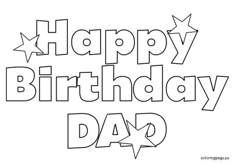 happy birthday best friend coloring page happy birthday dad coloring pages birthday cookies cake