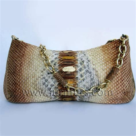 fiore bag fiore python leather bag fur n furs shop