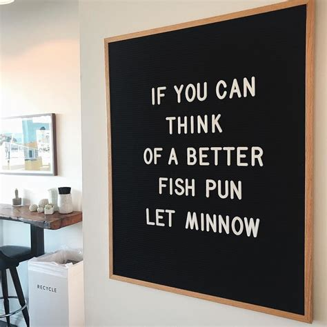 Sayings For Letter Boards