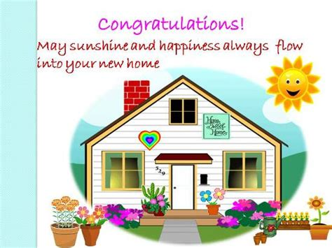 congratulations on your new home quotes quotesgram