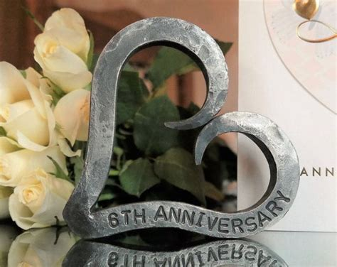 Wedding Anniversary Gifts Made Of Iron by Best 25 Iron Anniversary Gifts Ideas On 6th