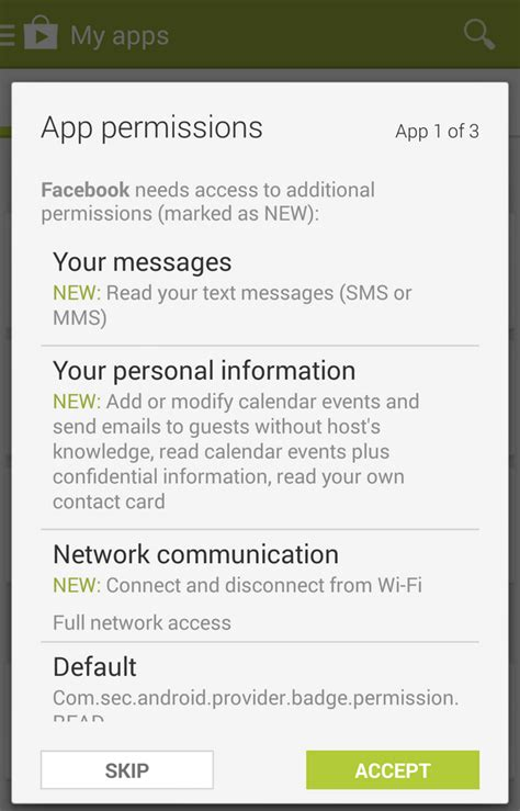 android app permissions app to manage android app permissions the register