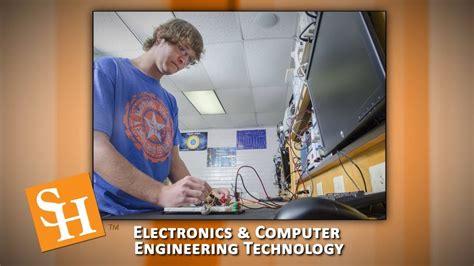 electronics  computer engineering technology degree