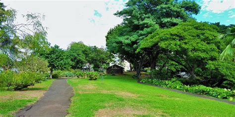 Foster Botanical Garden Foster Botanical Garden Weddings Get Prices For Wedding Venues In Hi