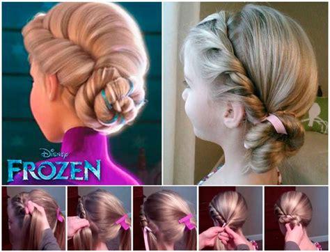 peinados de ninas para flower girls festa infantil frozen 55 inspira 231 245 es para meninas