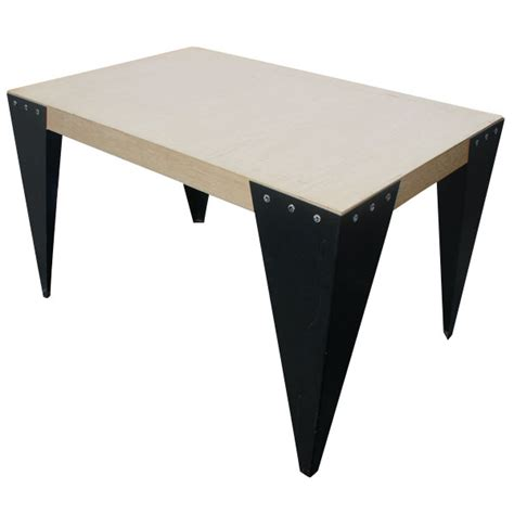 Industrial Look Dining Table 4ft Vintage Industrial Style Dining Table Desk Ebay