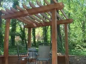 Lanai Patio Pergola Plans And Design Ideas How To Build A Pergola Diy