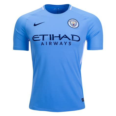 Kaos Manchester City Logo manchester city home football shirt 17 18 this manchester