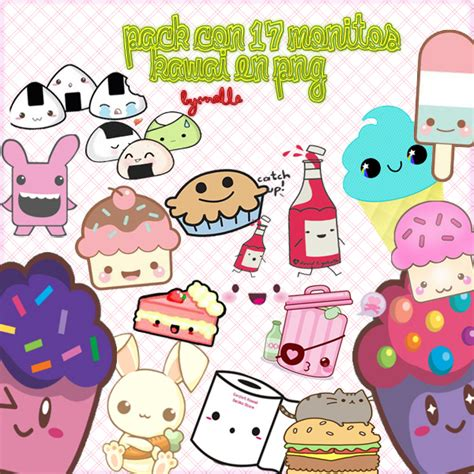 imagenes kawaii wallpaper pack con imagenes kawai en png by marceliineeditionsbn on