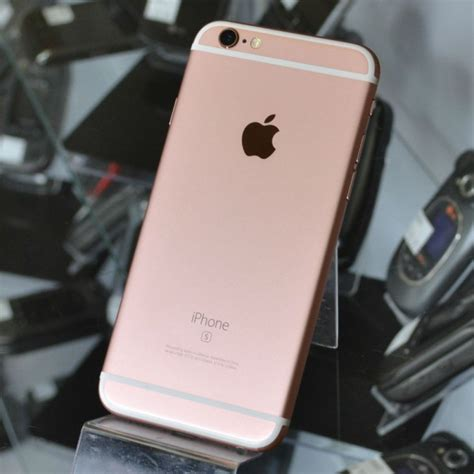 Iphone 6s 16gb Original Garansi B Cell 1 Tahun Grey apple iphone 6s 16gb gold a1633 excellent used unlocked verizon smartphone for sale