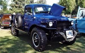 1946 power wagon crew cab autos post