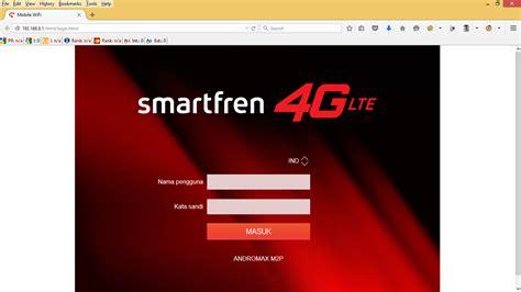 Wifi Smartfren Andromax M2p cara mengganti password modem wifi smartfren andromax m2p vebry exa