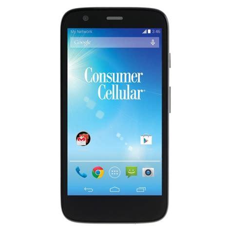 consumer cellular moto g cell phone black target