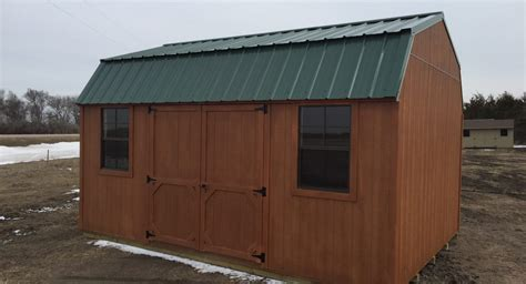 high barn  loft sheds  south dakota quality