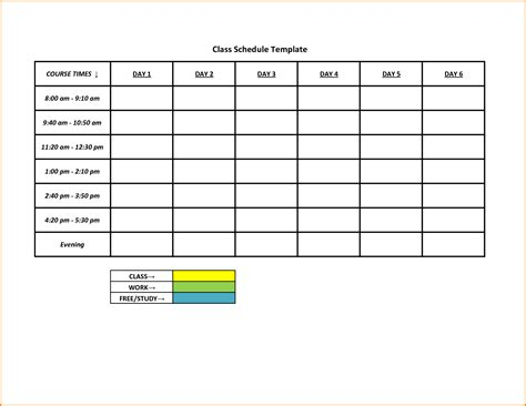 7 monthly work schedule template authorization letter
