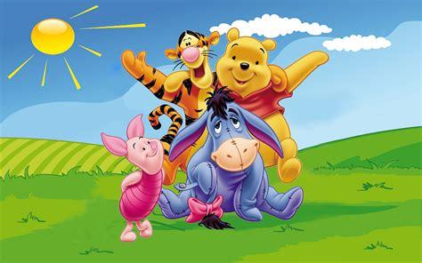 winnie  pooh tigger piglet eeyore gray donkey desktop