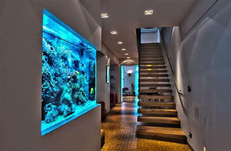 beautiful home aquarium design ideas
