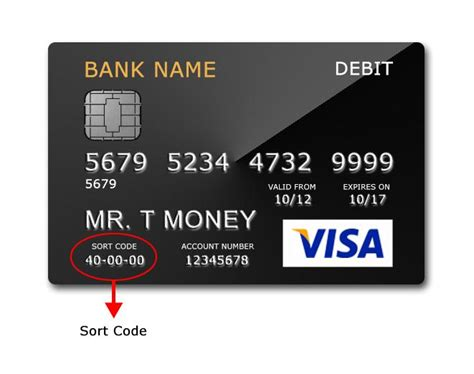 Bank Sort Code Address Finder What Is My Credit Card Account Number Credits And Finances