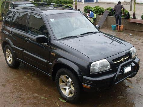 Suzuki Grand Vitara 2001 For Sale 2001 Suzuki Vitara Suv For Sale At A Great Price Sold