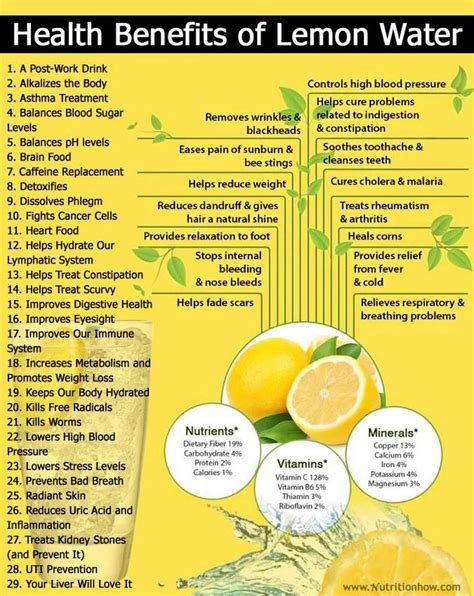 Benefits Of Lemon And Lime Detox Water by Lemon Cucumber Water Benefits