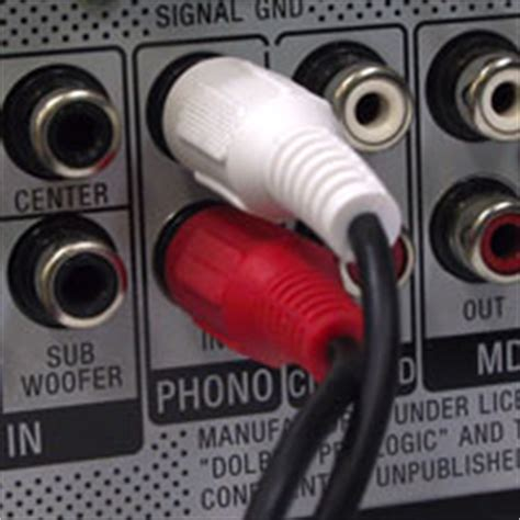 audiovideo cables  connectors explained ecousticscom