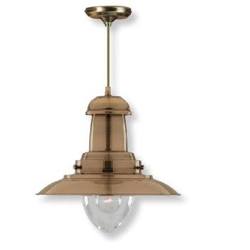 Lu Downlight Tempel fisherman single pendant temple webster