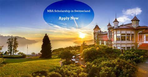 Royal Institute Of Technology Mba by Jim Ellert Mba Scholarship In Switzerland