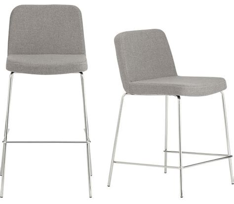Cb2 Dining Chairs Grey Barstools In Dining Chairs Barstools Cb2 Contemporary Bar Stools And Counter
