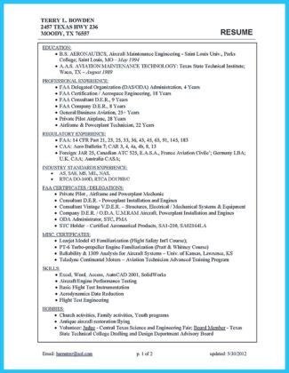 Aircraft Sheet Metal Mechanic Cover Letter by Convincing Design And Layout For Aircraft Mechanic Resume How To Write A Resume In Simple Steps