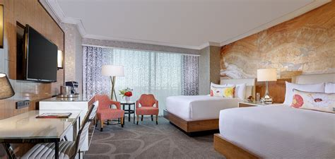 mandalay bay deluxe room mandalay bay s remodeled hotel rooms give a vibe year las vegas blogs