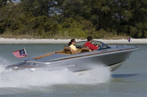 bullet fiberglass boats 187 chris craft s silver bullet 20 limited edition all grown up