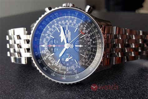 breitling bentley on wrist navitimer 1884 limited edition a week on the wrist
