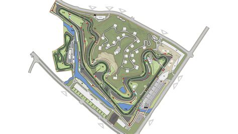 go kart circuit design racetrackdesigns zhejiang added on amended 2017 tcr calendar touringcartimes