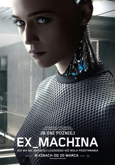 film robot humain 2015 ex machina 2015 filmweb