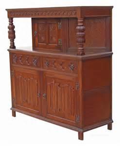 Jacobean Sideboard Buffet Antiques Atlas Oak Jacobean Gothic Revival Buffet Sideboard