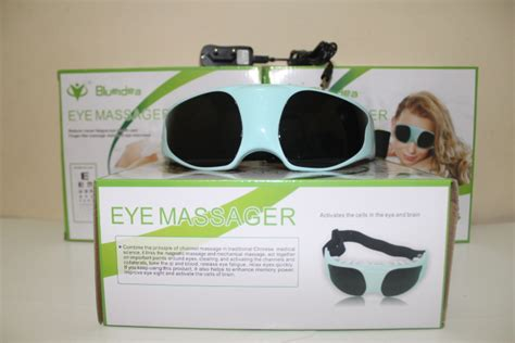 Terapi Mata Eye Massager alat pijat terapi mata murah i care eye massager izen lbh