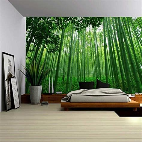 funkn shui  bamboo wall decals decorative decals