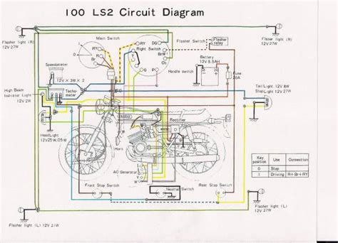 yamaha ls2 wiring diagram k grayengineeringeducation