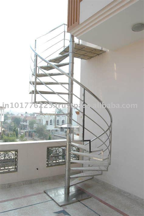 Spiral Handrail spiral stainless steel railing