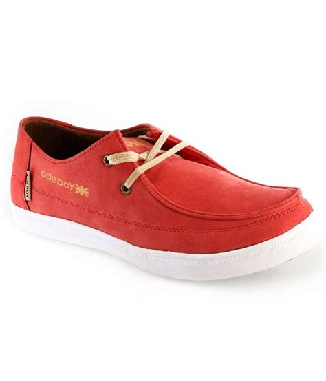 buy shoes for buy adeboy casual shoes for snapdeal
