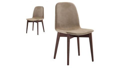 sedie rivestite in tessuto free katty sedia imbottita e rivestita in tessuto gambe in