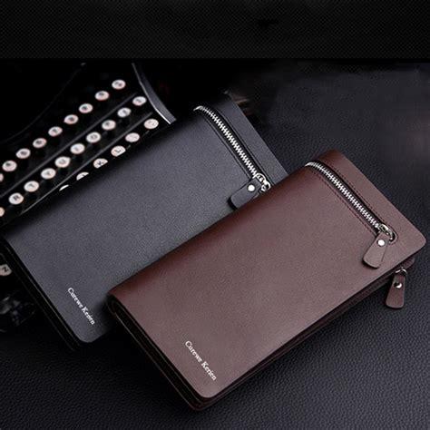 Dompet Genggam Clutches Kulit Zipper Leather Handbag Pria Murah dompet genggam clutch kulit black jakartanotebook
