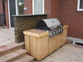 Grilling station traditional deck ottawa
