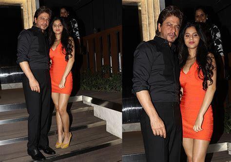 Shah Rukh Khan and Gauri Khan's daughter Suhana looks ...