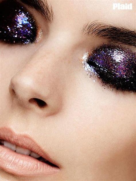 Make Up Glitter Eye Makeup 187 Glitter Eye Makeup Beautiful Makeup Ideas