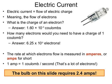 what is a definition of voltage current and resistance electric current