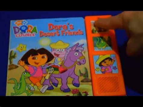 dora the explorer choo choo play a sound book train toy