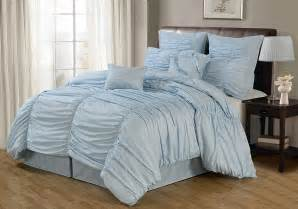 Pale Blue Bedding Sets The House Pale Light Blue Comforter